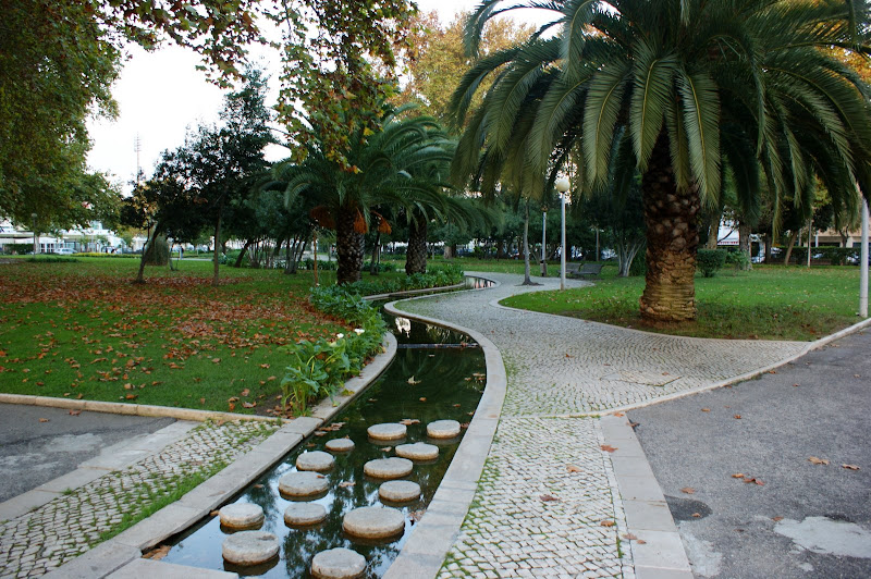 Jardim do Bonfim, Setúbal