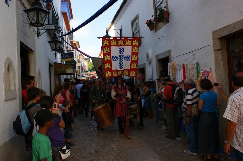 Parada Medieval, Óbidos