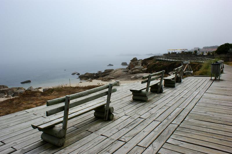 Num dia de nevoeiro na Galiza