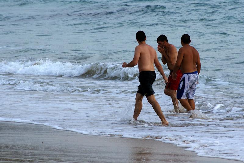 Dias de Praia, Playa Montalvo, Galicia,