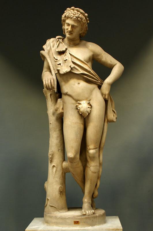 Censura no museu do Vaticano