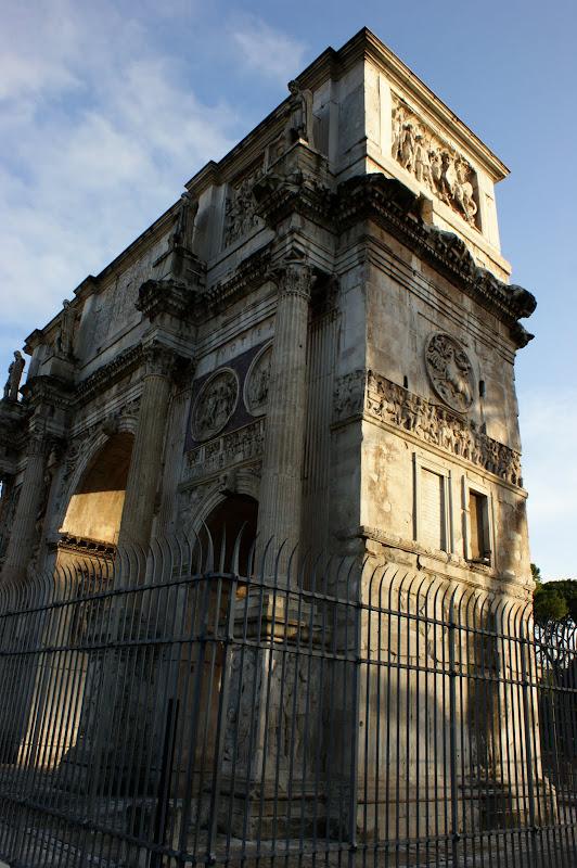 Roma, Arco Constantino