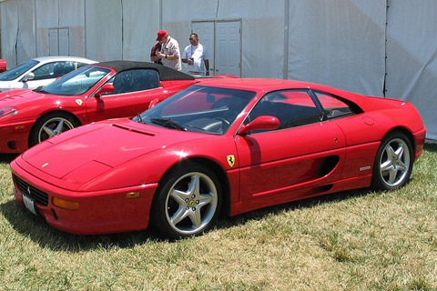 How many Ferrari supercars do we have in Mauritius? :D. Ferrari F355