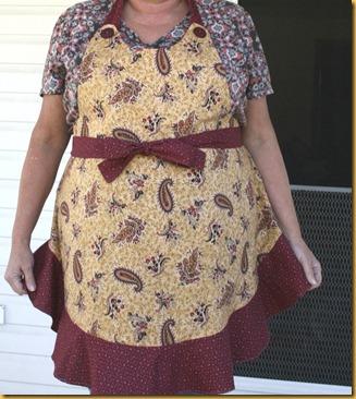 fall apron