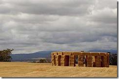 stonehenge hay