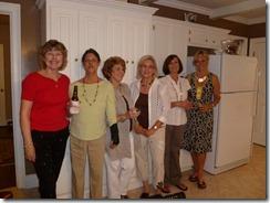 me, Sister, Sue, Susan, Katrina, Diane