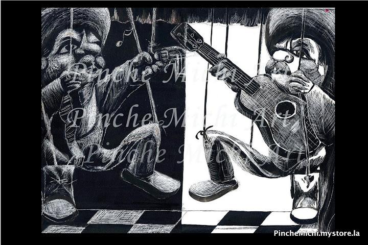 Musica tiene poder Poster
