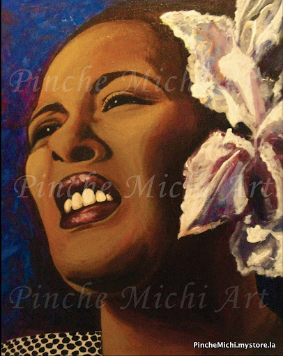 Billie Holiday Original