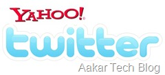 Twitter and Yahoo! Announce a Partnership