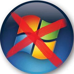 "Google says ""Bye Bye Windows"""
