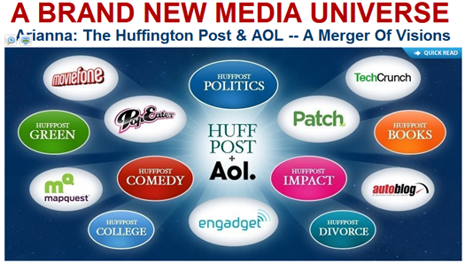 aol buys huffingtonpost