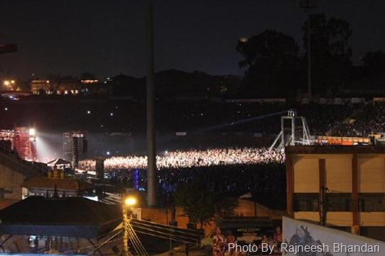 rajneesh pic concert