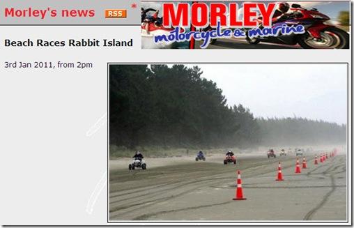 3-01-2011 Beachraces