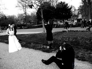 Torre Eiffel | Eiffel Tower | boda | weding | strobist | flash
