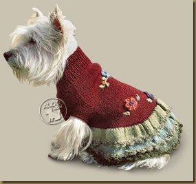 Alpakkagenser for hund: Snertne Fifi