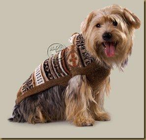 Alpakkagenser for hund: Robin Hood