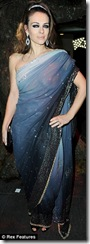 Elizabeth Hurley blouse-less see through saree  (2)