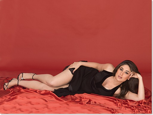 Kareena Kapoor is Curvaceous - Hot HQ Pictures from Maxim Magazine...