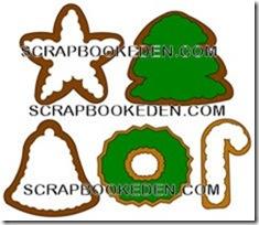 gingerbread cookies-200h