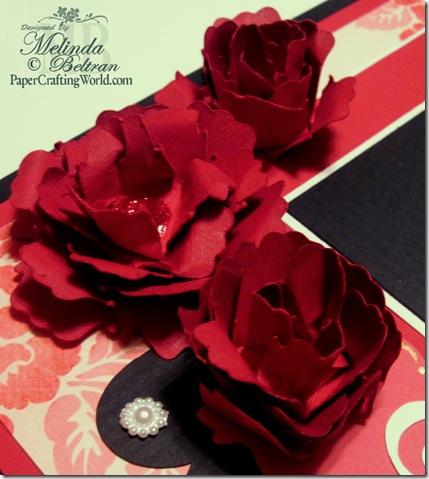 cricut rose close up 2