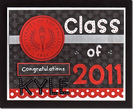 madison graduation card