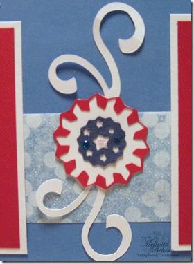 small flourish-medallion closeup