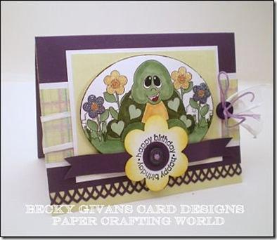 becky turtle w flowers digi-500