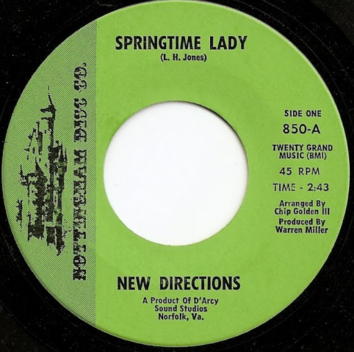 New Directions Springtime Lady
