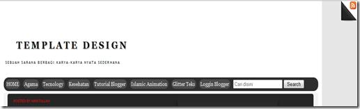 Membuat Page Peel Effect Pada Blogger | Khamardos's Blog