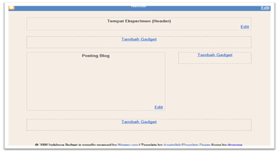 preview elemen halaman minima