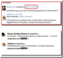 Menambahkan Reply Button Pada Komentar Blogger