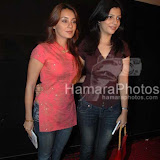 Minissha Lamba at Shaurya music launch in Cinemax on March 10th 2008(8).jpg