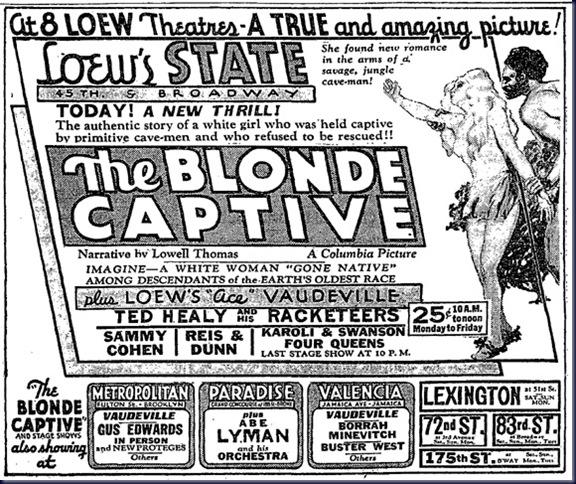 BlondeCaptive