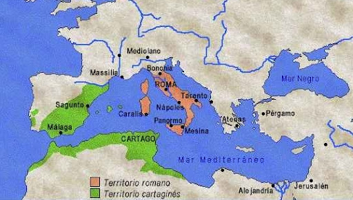 Roma e Cartago Cartago