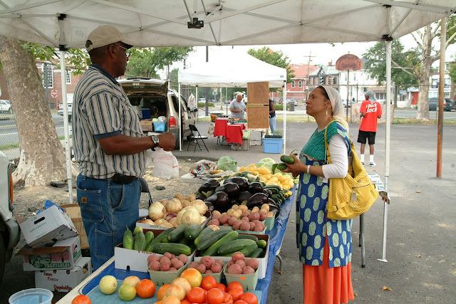 Ward 8 Farmers Market