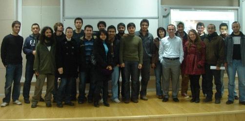 Boğaziçi Üniversitesi - Gençsen Geleceksin 2.0 Semineri