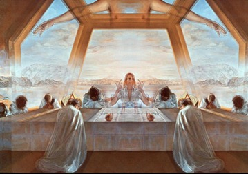 The Last Supper - Dali