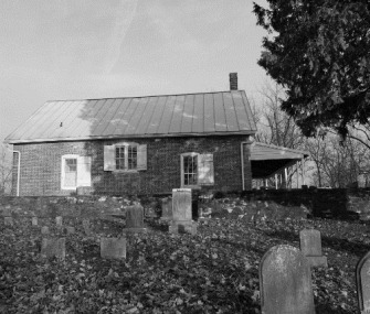 Friends Meetinghouse and Graveyard