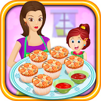 Screenshot of Pizza Cupcakes