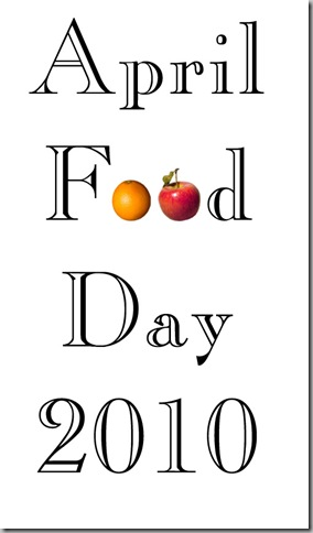 April Food Day2010.doc