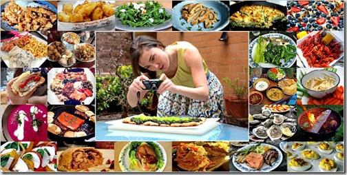 NYT Camera & Food
