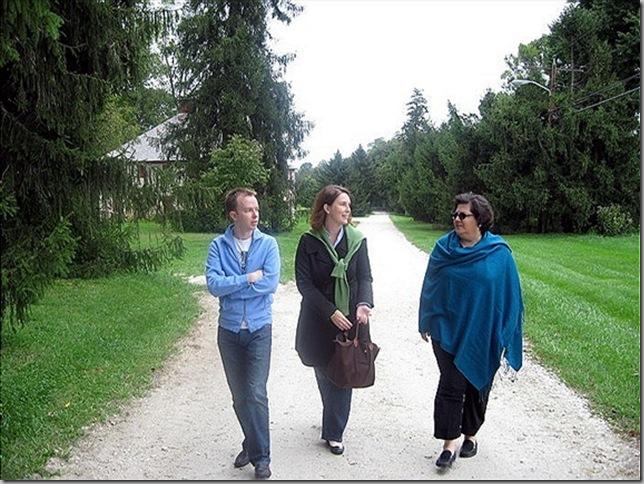tres bloggers