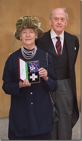 Dame Commander of the Royal Victorian Order