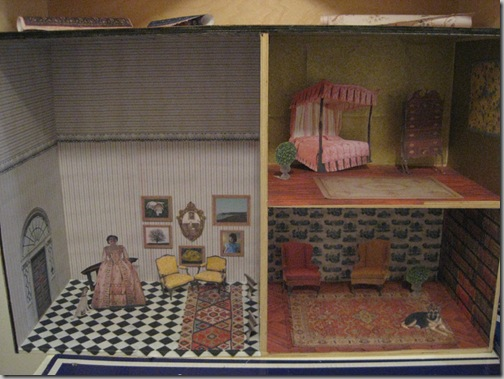 paper doll house 005