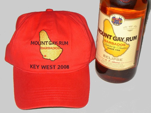 mt. gay hat