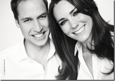 will & kate by mario testino