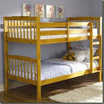bunk bed plain