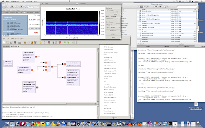 GNU Radio Companion 3.3.0 running on Mac OS X via macports.