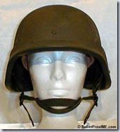 Kevlar Helmet, Military - Front