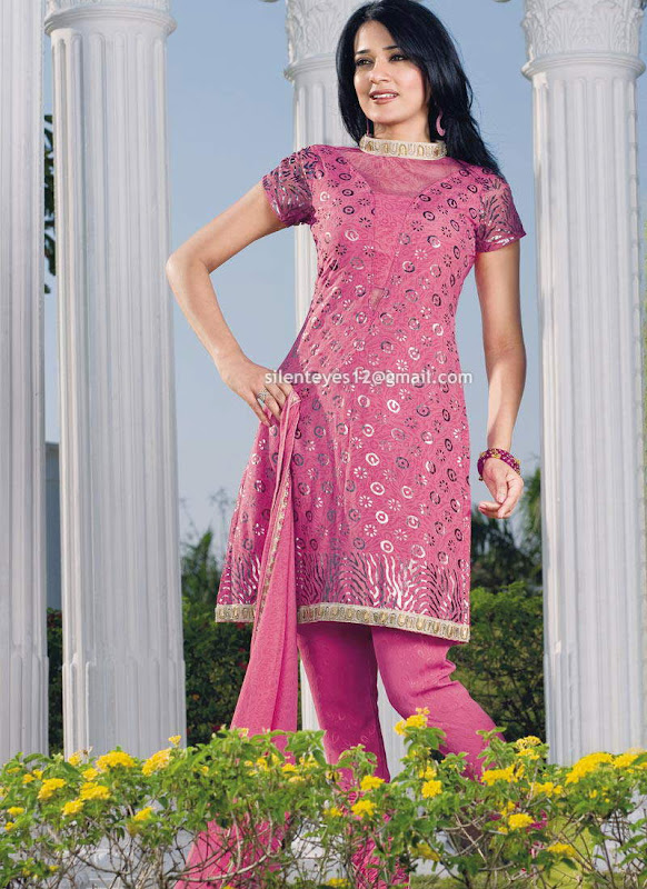 Latest Salwar Suits : Indian Fashion